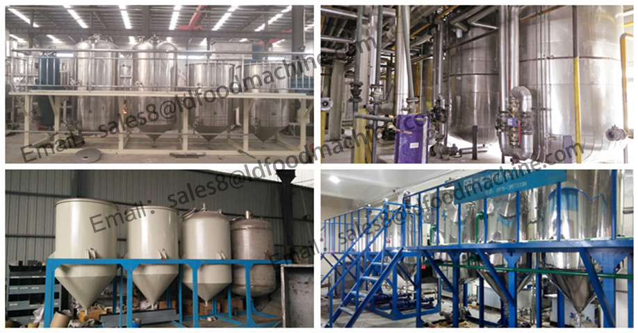 Soybean Oil Making Soya bean Crushing Machinery