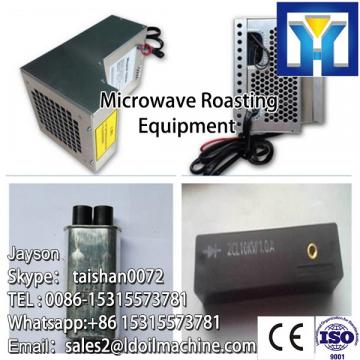 Continuous Microwave Drying Equipment tunnel type microwave egg dehydration machine