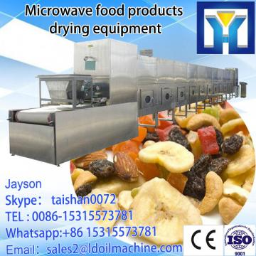 Egg Microwave Drying Equipment tray dryer