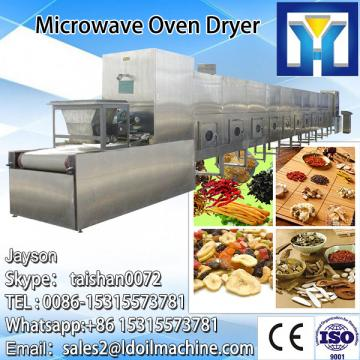 microwave Spices Microwave Dryer Sterilizer microwave drying and sterilization equipment/machine -- spice / cumin / cinnamon / etc