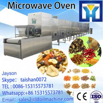Organic Spices Microwave Dryer Sterilizer Burdock root slice fast dryer