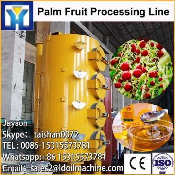 Crude vegetable oil refining line indonesia