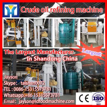 100-200TPD Canola/sunflower/palm crude oil refining machine