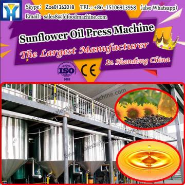 stainless Sunflower Oil Press Machine steel refining tank small crude oil refinery machine