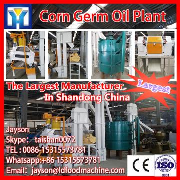 20-200T/D crude rice bran oil Continuous Oil Refinery plant