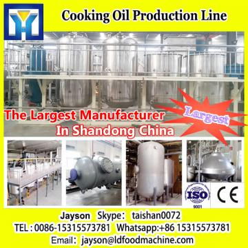 High Quality 1-100T/D sunflower oil refining equipment with PLC system for soybean and sunflower oil refinery plant