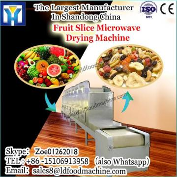 Microwave drying sterilization equipment fish muscle