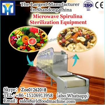 High efficiency of tunnel microwave drying equipment for Chinese sauerkraut
