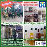 2014 Newest technoloLD! crude copra oil refinery plants with stainless steel