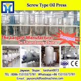 High Efficiency small scale oil extraction machine, sesame oil press machine