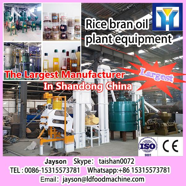 LD quality vegetable cooking oil refiner machine #1 image