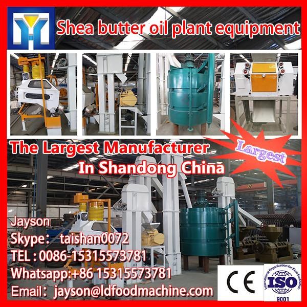 5-10T/D small crude vegetable oil refinery plant #1 image