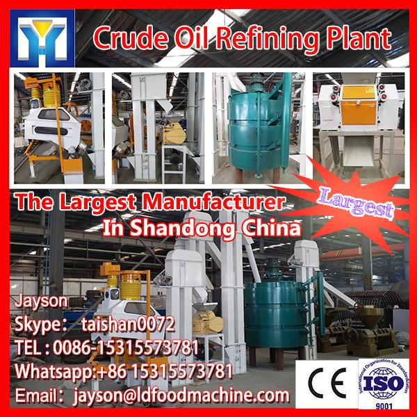 50 Tonnes Per Day FlaxSeed Crushing Oil Expeller #1 image