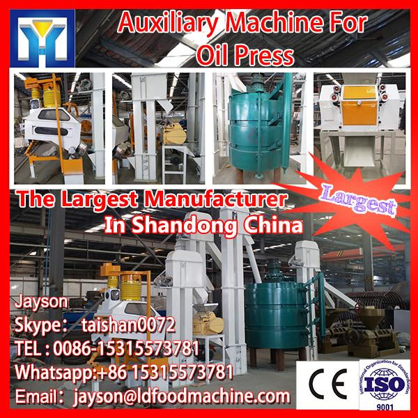 Hot machinery flax seed oil mill #1 image