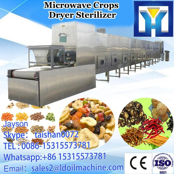 New products microwave drying and sterilizing equipment for oats #1 image