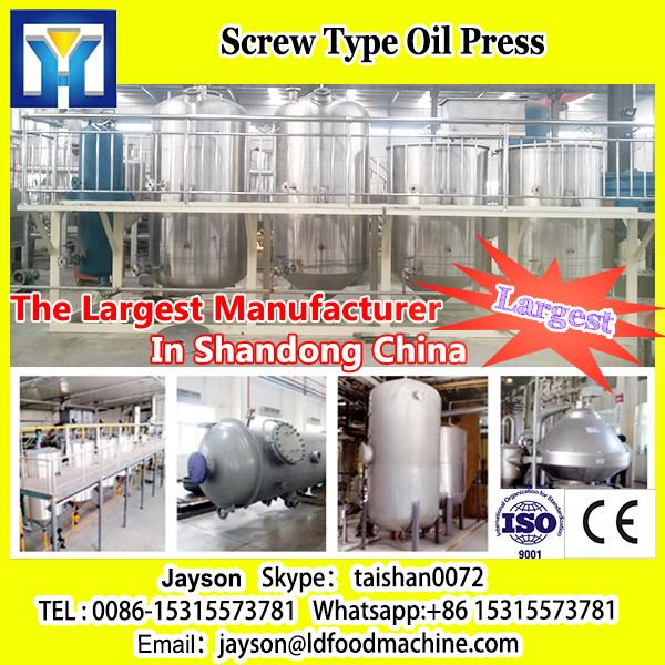 15kg/h automatic stainless steel oil expeller /the good quality hot oil press machine with oil filter for sale #1 image