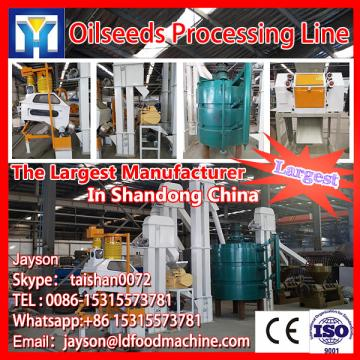 refining of crude palm kernel oil machine with low consumption