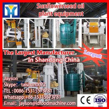 Low loss grade one soybean oil production machine