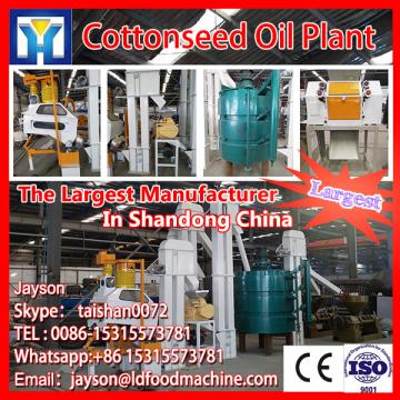 High efficiency small palm kernel oil press with LD service