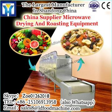 Industrial continuous microwave LD and sterilizer oven for potato chips
