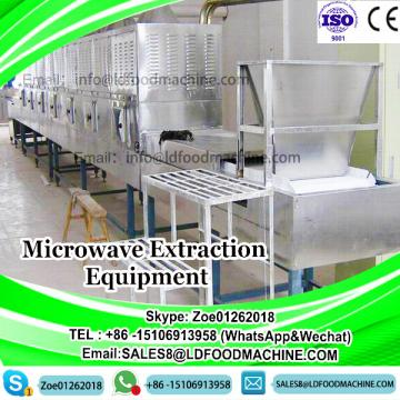 Microwave medicinal powder Extraction Equipment