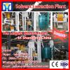 High efficiency crude soybean oil refinery machine