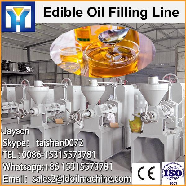 Turnkey Project/Engineers Abroad Service Tea Seed Oil Refining Machine For Sale #1 image