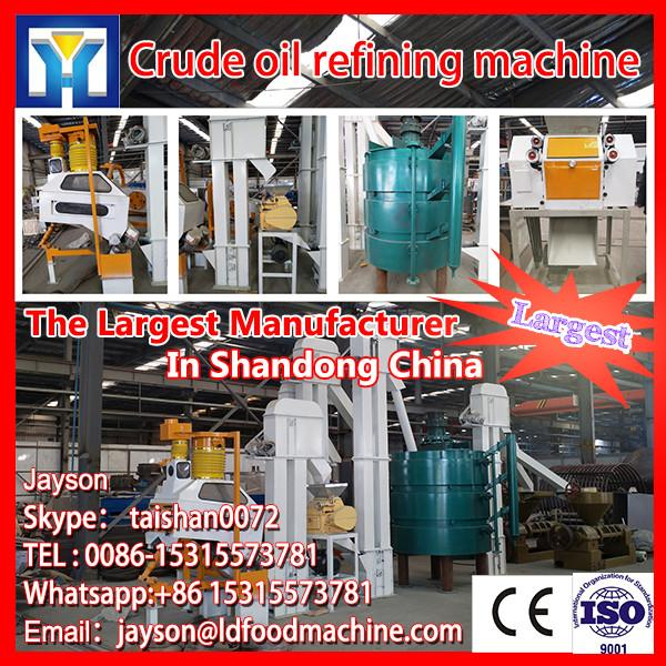 palm oil refinery plant for small capacity 1-2 tons per day #1 image