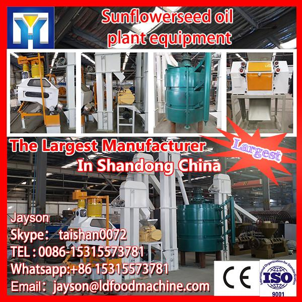 30TPD automatic rice bran oil refining machinery plant #1 image