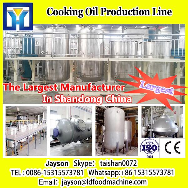 Soybean Rice bran/soya/sunflower/Palm Kernel Oil Refinery Plant Fractionation Peanut oil making equipment plant made in China #1 image