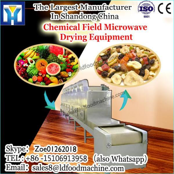 Ginger microwave drying sterilization equipment #1 image