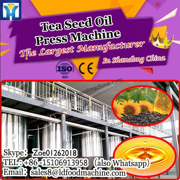 Advanced technoloLD Tea seed oil solvent extraction machinery/tea seed oil production plant #1 image