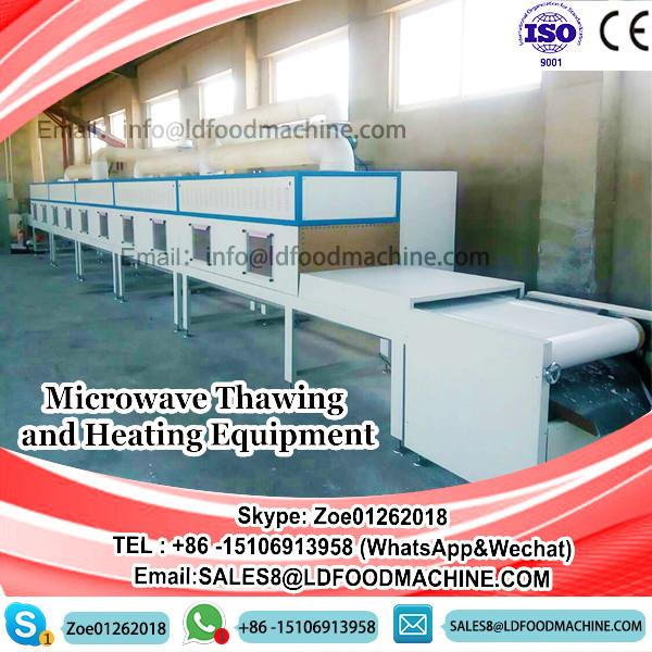 Microwave Thawing and Heating Malt drying and ripening Equipment #1 image