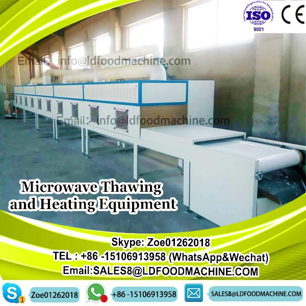 Microwave Thawing and Heating Cold Chain fast food heating Equipment #1 image